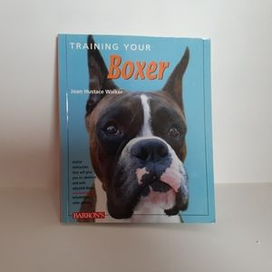 Training your boxer book